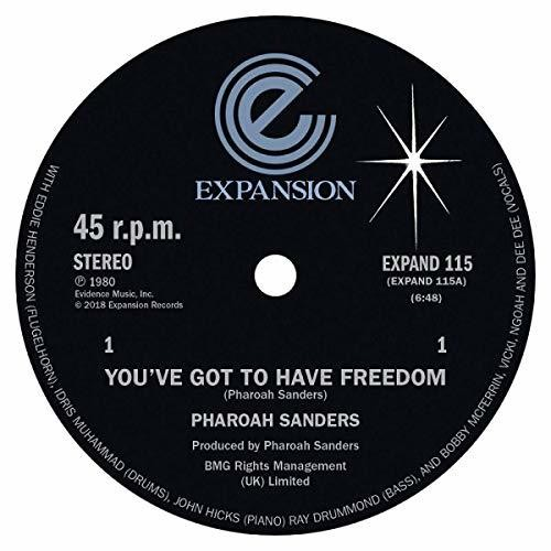You've Got to Have Freedom /  Got to Give It Up [Import]