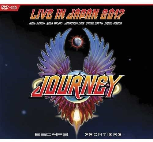 Journey-Escape & Frontiers Live In Japan