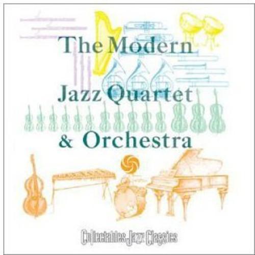 The Modern Jazz Quartet and Orchestra