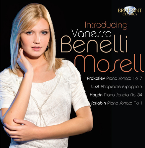 Introducing Vanessa Benelli-Mosell Virtuoso Piano