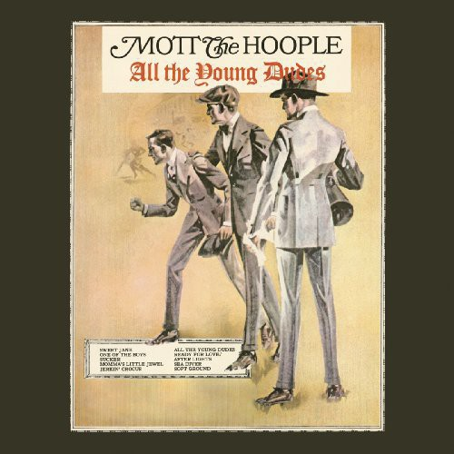 Mott The Hoople - All The Young Dudes [Import]