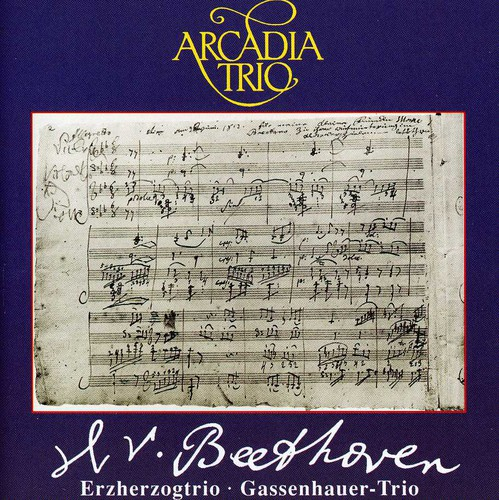 Piano Trios Nos 4 & 7