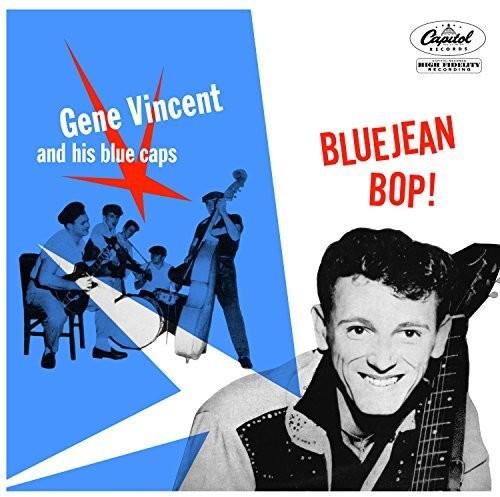 Gene Vincent & His Blue Caps - Blue Jean Bop [Reissue]