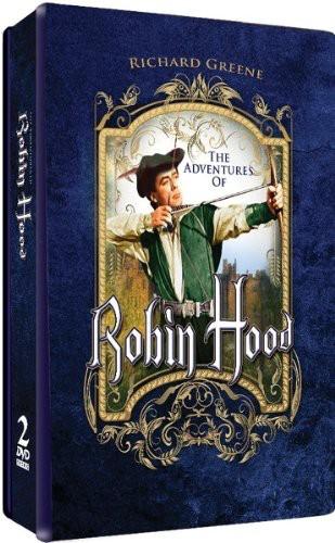 The Adventures of Robin Hood (Tin)