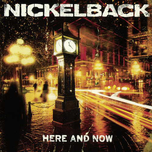 Nickelback - Here And Now [Rocktober 2017 Limited Edition LP]