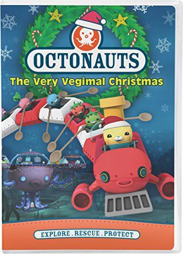 Octonauts: The Very Vegimal Christmas