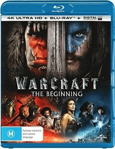 Warcraft [Import]