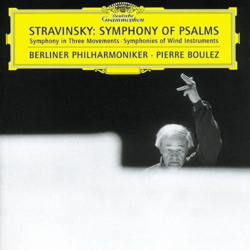 Stravisky: Symphony of Psalms
