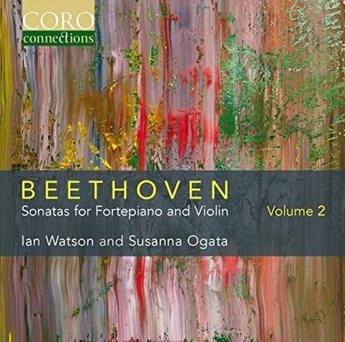 Beethoven: Sonatas For Fortepiano And Violin 2