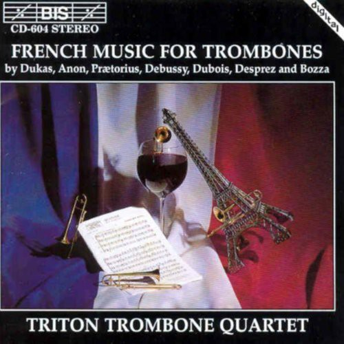 French Music for Trombones /  Various