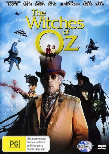 Witches of Oz [Import]