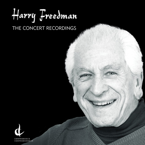 Harry Freedman: The Concert Recordings