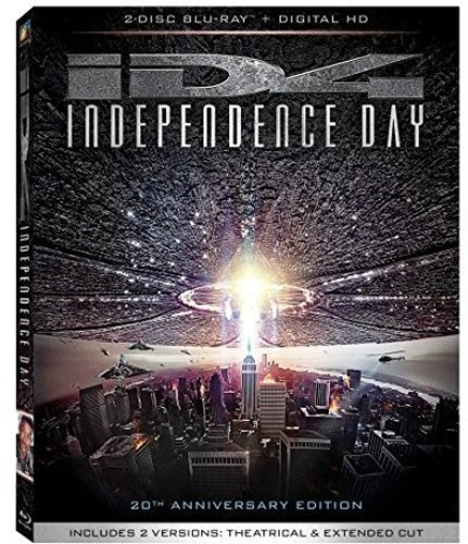 Independence Day [Blu-ray] [20th Anniversary Edition]