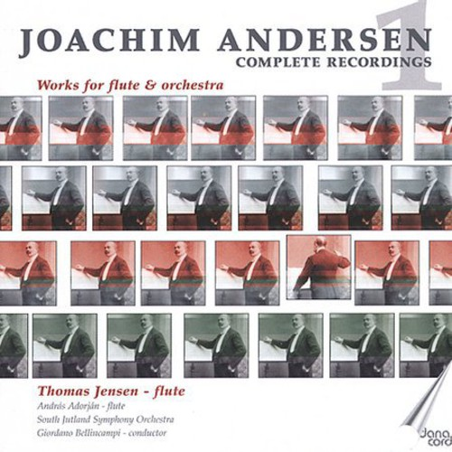 Anderson, Joachim : Works for Flute & Orchestra