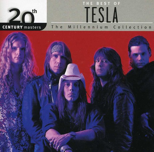 Tesla - Best Of Tesla-Millennium Colle