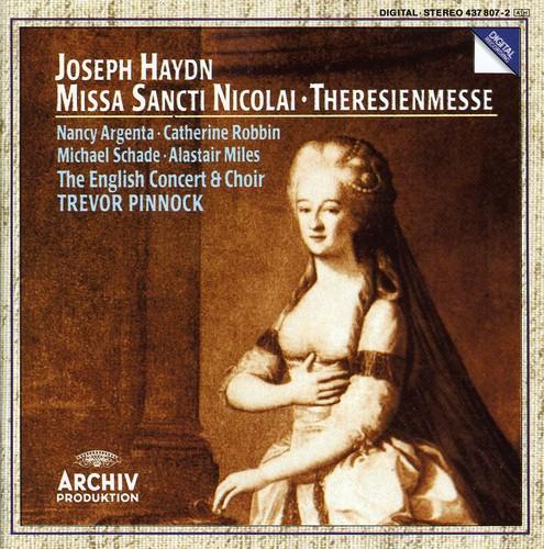 Missa Sancti Nicolai /  Theresienmesse