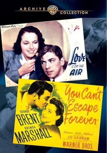 Wac Double Features: Love Is on the Air /  You CanT Escape Forever