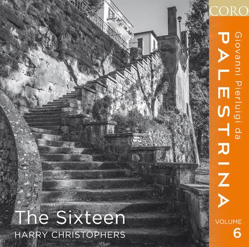 The Sixteen - Palestrina 6 (Jewl)