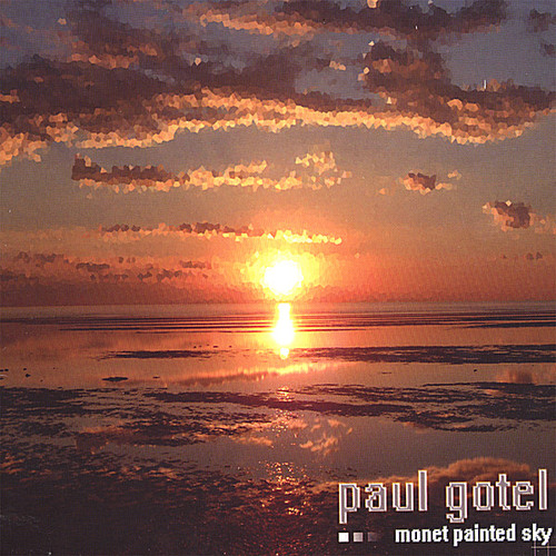 Monet Painted Sky