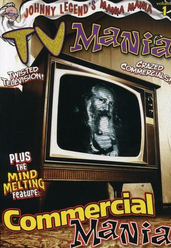 Mania! Mania!, Vol. 1: Commercial Mania/ TV Mania