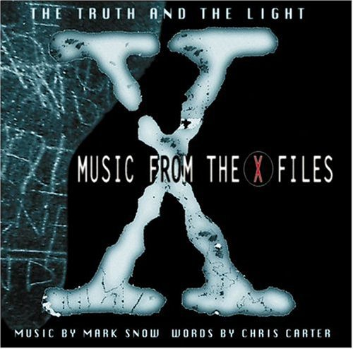 X-Files-Truth & The Light - The Truth and the Light: Music from the X-Files (Original Soundtrack)