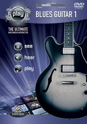 Alfred's PLAY Series Blues Guitar: Volume 1