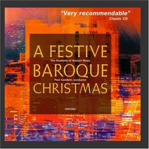 Paul Goodwin - Festive Baroque Christmas