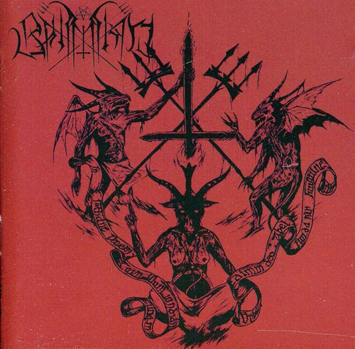 Bahimiron - Rebel Hymns of Left Handed Terror