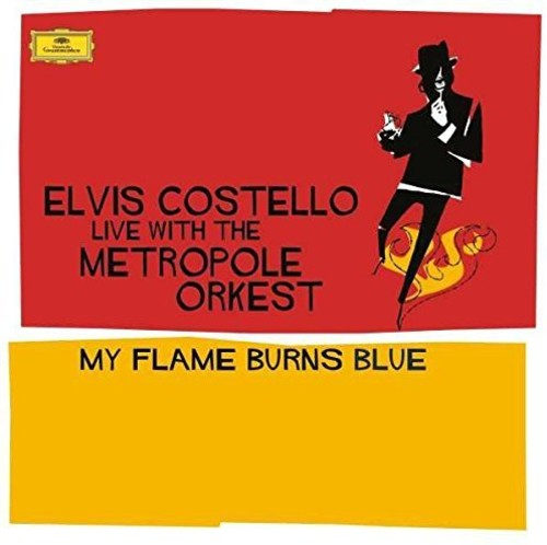 My Flame Burns Blue (Blue Vinyl) (CCVinyl.com Exclusive)