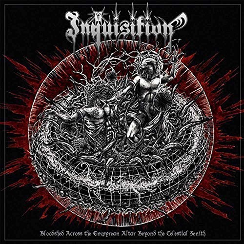 Bloodshed Across The Empyrean Altar Beyond The [Import]