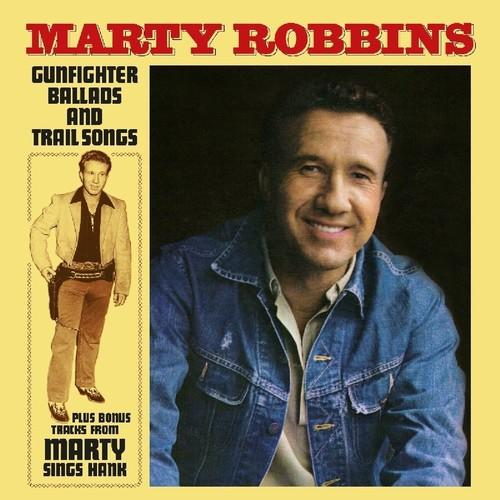 Marty Robbins - Gunfighter Ballads & Trail Songs [Import LP]