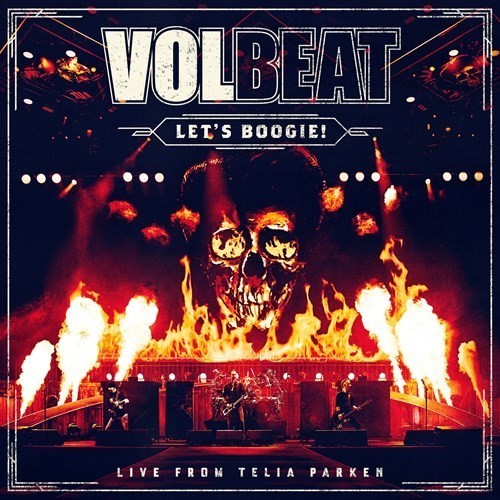 Volbeat - Let's Boogie! From Telia Parken [2CD]