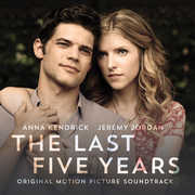 The Last Five Years (Original Soundtrack) , Anna Kendrick
