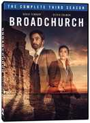 Broadchurch: The Complete Third Season , David Tennant