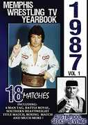 1987 Memphis Wrestling Tv Yearbook , Jerry Lawler