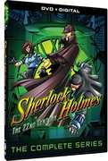 Sherlock Holmes in the 22nd Century: The Complete Series