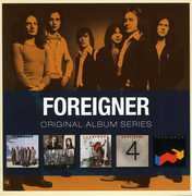 Original Album Series , Foreigner