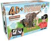 Utopia ETVRARZOO Augmented Reality Flashcards and VR Headset Animal Zoo Bundle