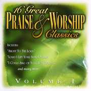 16 Great Praise and Worship Classics, Vol. 1