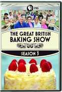 Great British Baking Show: Season 3