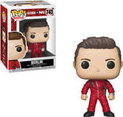 FUNKO POP! TELEVISION: Money Heist - Berlin (Styles May Vary)