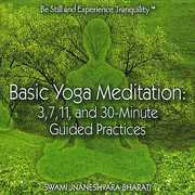 Basic Yoga Meditation