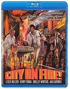 City on Fire , Barry Newman