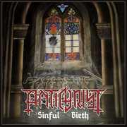 Sinful Birth , Antichrist