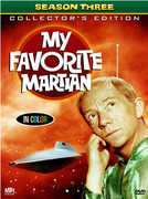 My Favorite Martian: Season 3 , Allan Melvin