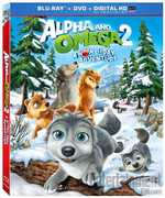 Alpha and Omega 2: A Howl-iday Adventure , Hayden Panettiere