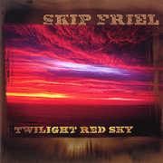 Twilight Red Sky