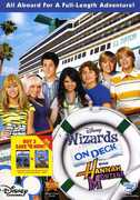 Wizards on Deck With Hannah Montana , Brenda Song