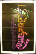 Cabaret Vintage Movie Poster