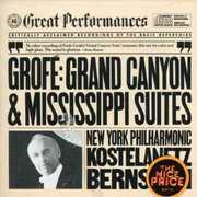 Grand Canyon Suite /  Mississippi Suite , Leonard Bernstein